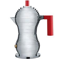 Alessi Caffettiera espresso Induzione 3 tazze Pulcina
