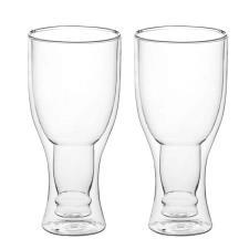 Balvi Bicchieri Birra Graviti 400ml Set 2 Pezzi