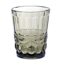 Bicchiere Vetro Tognana Verde Oliva set 6 pezzi