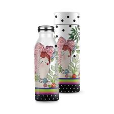 Bottiglia Termica Egan Le Pupazze Bianca