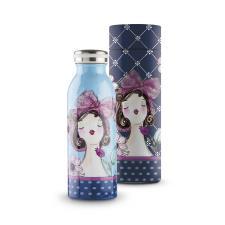 Bottiglia Termica Egan Le Pupazze Celeste