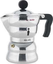 Caffettiera espresso 6 tazze Moka Alessi