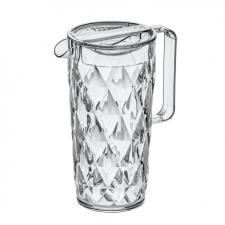 Caraffa in cristallo trasparente Koziol