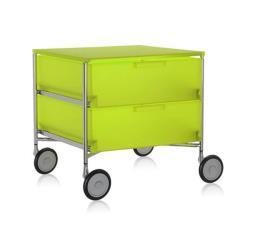 Cassettiera Kartell con rotelle Mobili