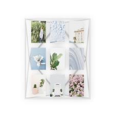 Cornice Umbra Galleria Prisma Bianco