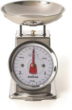 Excelsa Bilancia Vintage Inox 3-10 Kg