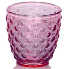 IVV Bicchiere Acqua Bolle Rosa Set 6 Pezzi