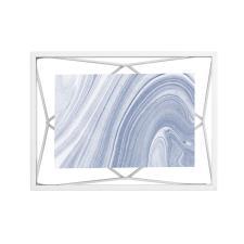 Portafoto Umbra Prisma 10x15 cm Bianco