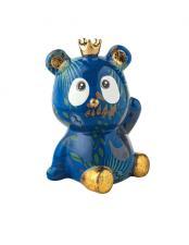 Salvadanaio Brandani Panda Dolomite Blu